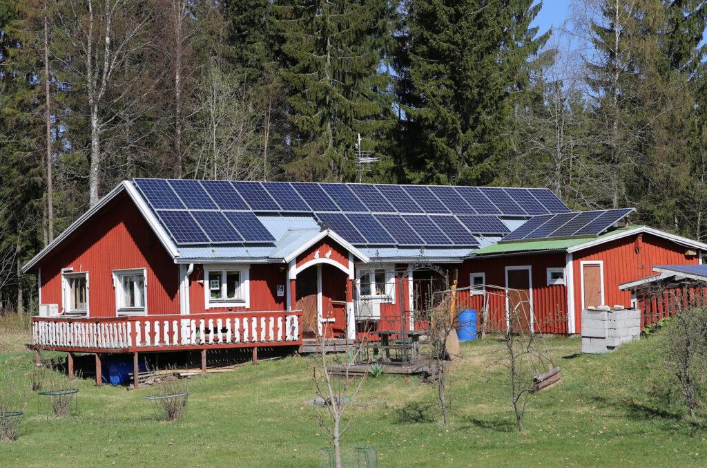 Undgå solceller