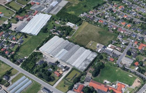 Nyt boligområde i Stige (Odense)